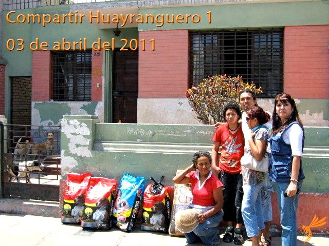 Compartir Huayranguero 1 - 1